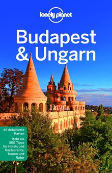 Lonely Planet Budapest & Ungarn